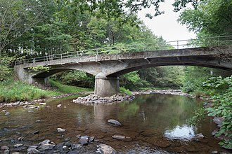National Register of Historic Places listings in Huntingdon County, Pennsylvania - Image: Baker Bridge