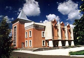 Balashov (town) - Balashov Museum of Local History