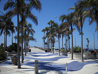 Balboa Pier - The Pier Plaza