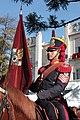 Bandera de la Unidad Frente al Regimiento.JPG