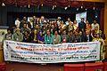 Bangladeshi and other Delegates - International Photographic Conference - Photographic Association of Dum Dum - Birla Industrial & Technological Museum - Kolkata 2014-01-23 7385.JPG