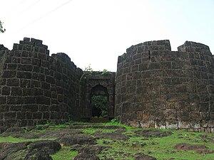 Bankot Fort or Fort Victoria or HimmatGad (als...