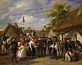 Barabas, Miklos - The Arrival of the Daughter-in-law (1856).jpg