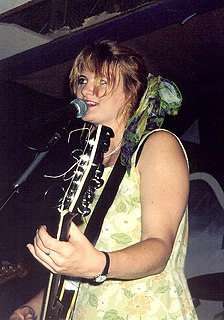 Barbara Manning American musician