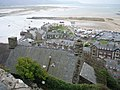 Barmouth harbour from the top of Dinas Oleu Road - geograph.org.uk - 623121.jpg