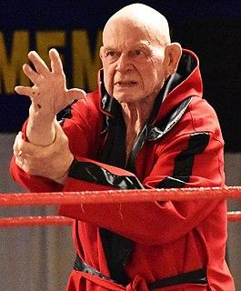 Baron von Raschke American professional and amateur wrestler
