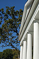 Barrington Hall West columns.JPG
