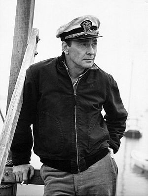 Barry Sullivan (actor) - Barry Sullivan in Harbormaster (TV series) TV series (1957)