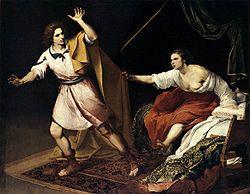 Bartolomé Esteban Murillo: Joseph and Potiphar's Wife