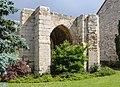Base clocher ancienne eglise Notre-Dame Rungis.jpg