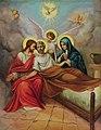 Basilica of St. Mary interior - Alexandria, Virginia 12.jpg
