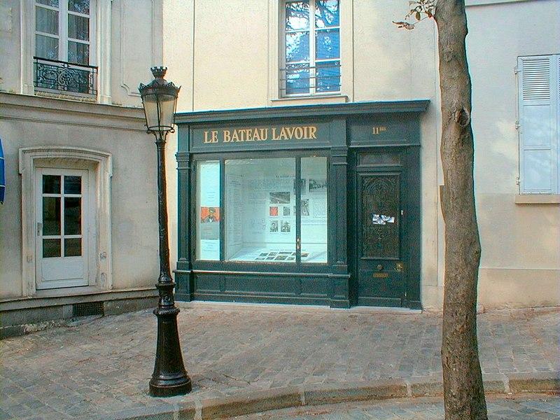 Fichier:Bateau Lavoir Autumn 2006.jpg