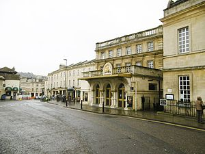 Theatre Royal, Bath - The theatre in 2015