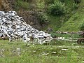 Bauschutt im Verfüllbereich der Grube Malapertus.jpg