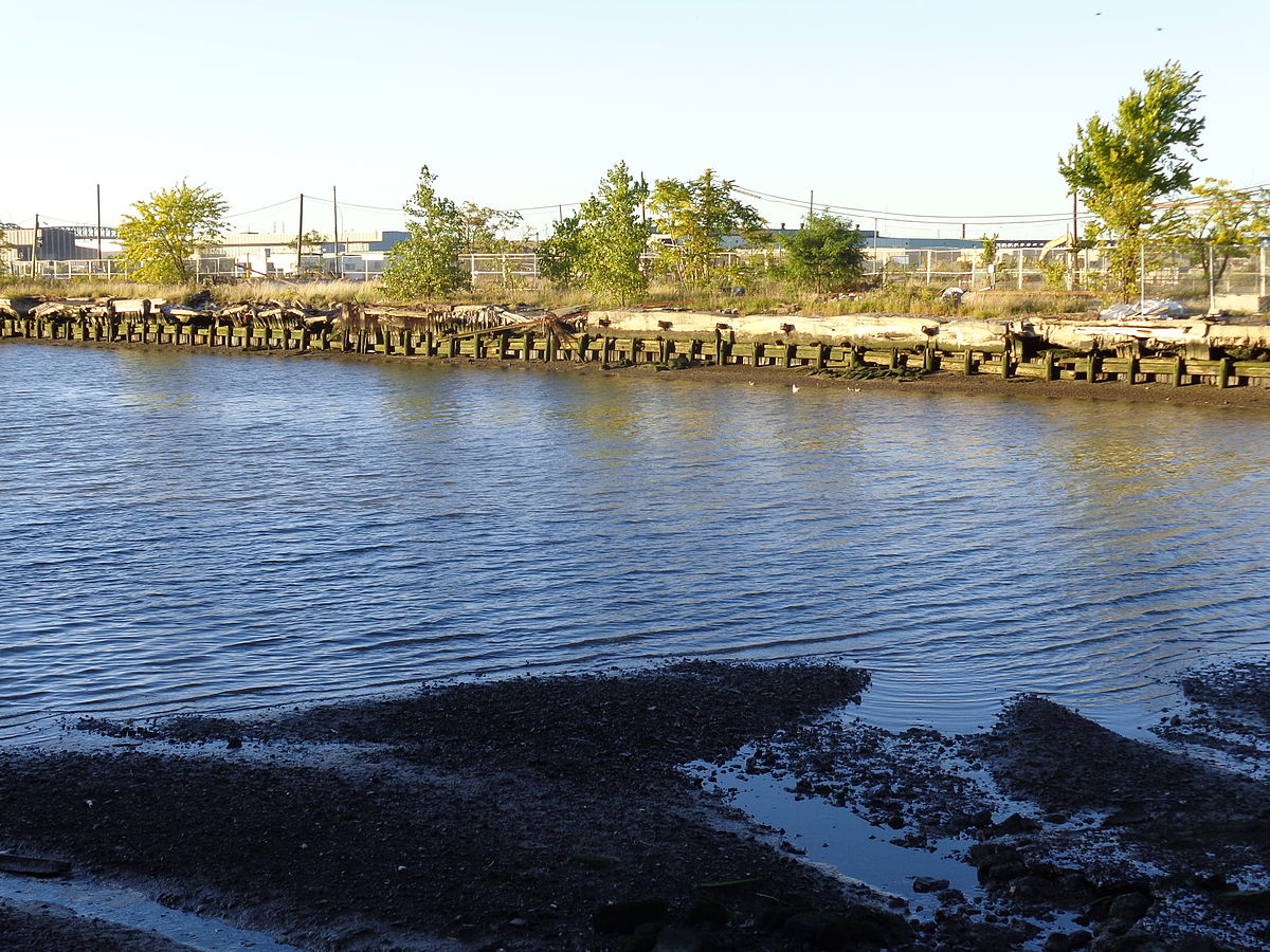North Park Lincoln >> Bayfront, Jersey City - Wikipedia