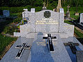 Bazentin cimetiere tombe BLONDEL.jpg