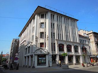 """Jedynak - Department Store """"Jedynak"""" in Bydgoszcz"""