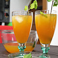 Beat the heat with Mango ice Tea recommended by @sociallyfoodie summer food foodilove instaphoto picoftheday.jpg