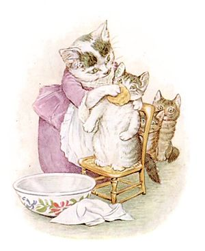 Beatrix Potter - The Tale of Tom Kitten - Illustration from p 14.jpg