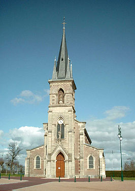 Kerk in Beaufai