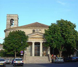 Beauvoisin, Gard - Temple of Beauvoisin in 2006