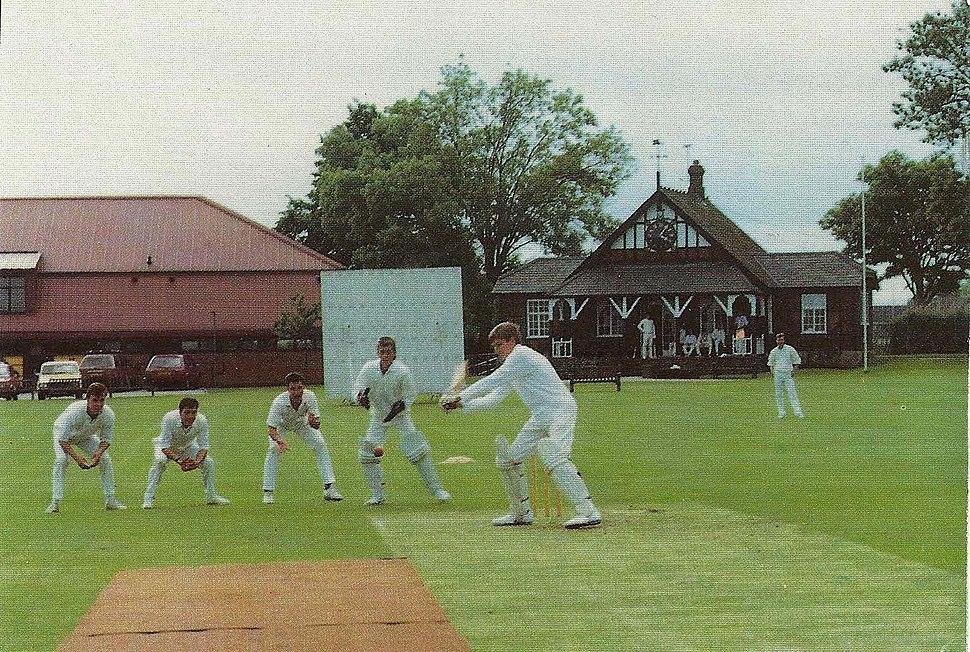 Bedford Modern School, Cricket Pavilion