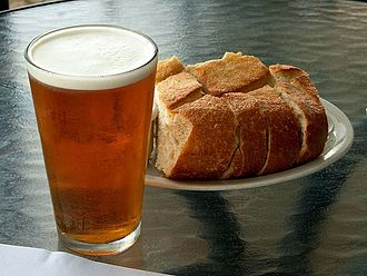Fermentation in food processing - Beer and bread, two major uses of fermentation in food