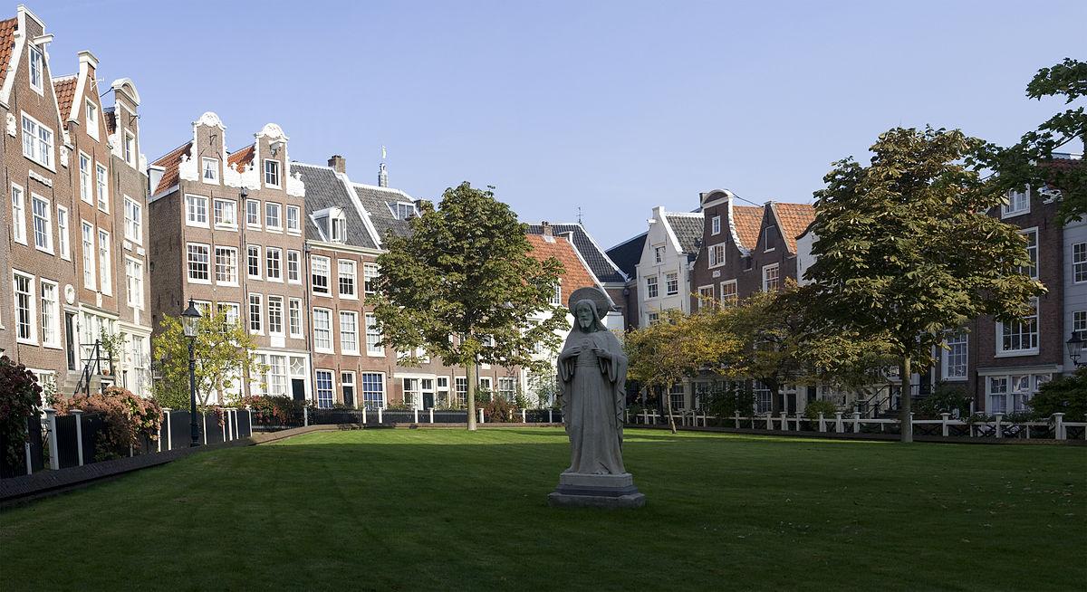 Begijnhof Amsterdam Wikipedia