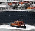 Belfast Harbour Pilot Boat 'PB4' - geograph.org.uk - 1393357.jpg