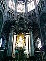 Belgique Gand Cathedrale Saint-Bavon Choeur Apotheose Saint-Bavon - panoramio.jpg