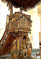 Belgium-6664 - Oak Pulpit (13967902729).jpg