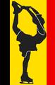 Belgium figure skater pictogram.png