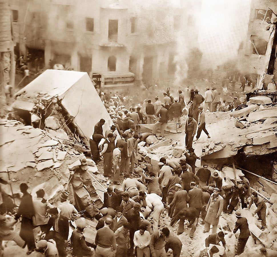 Ben Yehuda 22-2-1948