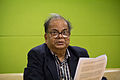 Bengali author Sankar speaks at the UN - 6105163912.jpg