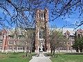 Berchmans Hall, Elms College, Chicopee MA.jpg