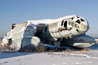 Ground effect vehicle - The Bartini Beriev VVA-14, developed during the 1970s