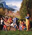 Bernardino Parenzano (onzeker), Bewening van Christus, ca 1500-10 (Bonnefantenmuseum, Maastricht).jpg