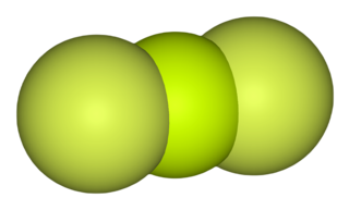 Linear molecular geometry