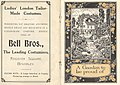 Beverley Chrysanthemum Society Booklet adverts 1922 (archive ref DDX1282-38-44) (26903658159).jpg