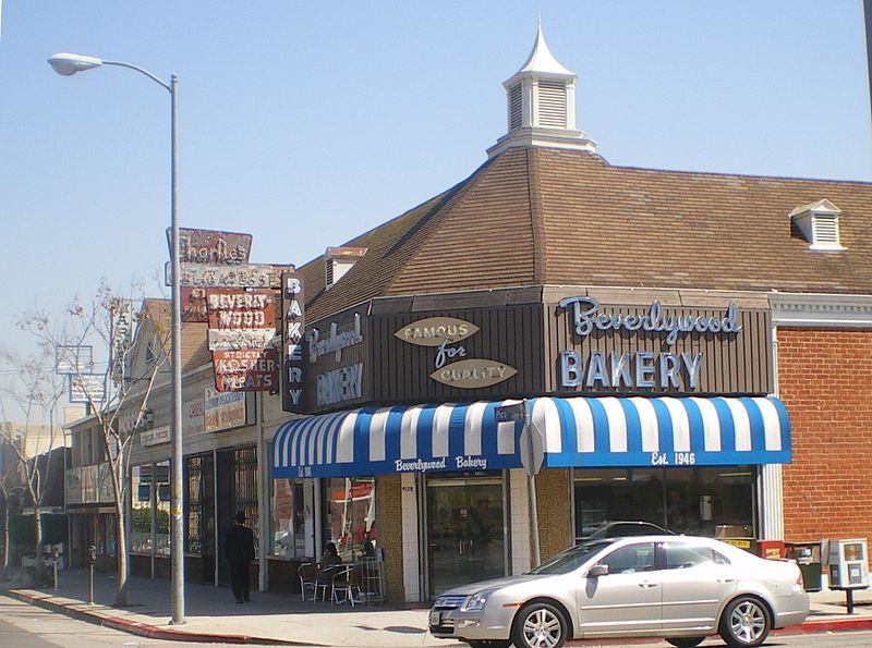 File:Beverlywood Bakery & Beverlywood Kosher Meats.JPG