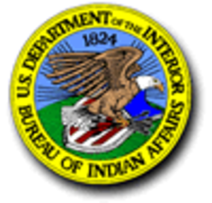 Native American recognition in the United States - Bureau of Indian Affairs seal
