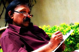 Bichu Thirumala Indian lyricist