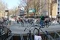 Bicycle parking lot in Amsterdam (25672663824).jpg