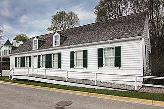 Biddle House (Mackinac Island) - Image: Biddle House Mackinaw Island