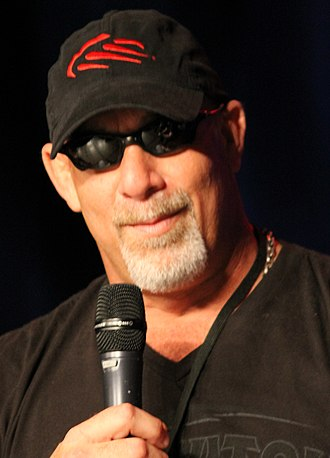 Bill Goldberg - Goldberg in January 2015