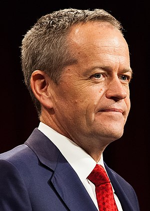 Australian federal election, 2016 - Bill Shorten