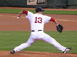 Billy Wagner - Wagner during his tenure with the Boston Red Sox in 2009.