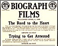 Biograph advertisement for two shorts on a split-reel, 1909.jpg