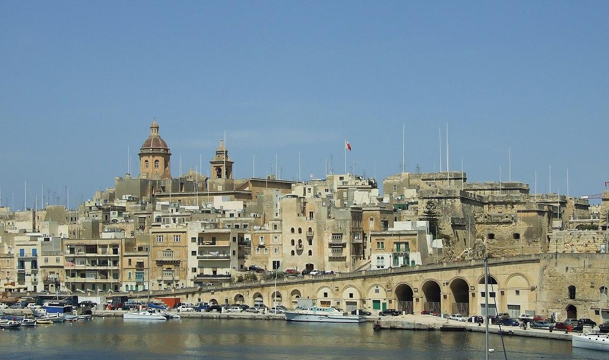 List of cities in Malta - Wikipedia