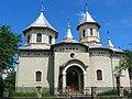 Biserica ortodoxă Sfinții Arhangheli din Pârteștii de Sus - panoramio.jpg
